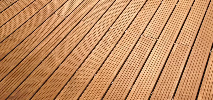 Террасная доска из лиственицы
